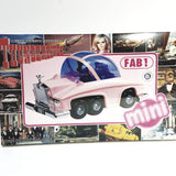 Aoshima Gerry Anderson Mini Thunderbirds FAB-1 Pink Car Model Kit #8365