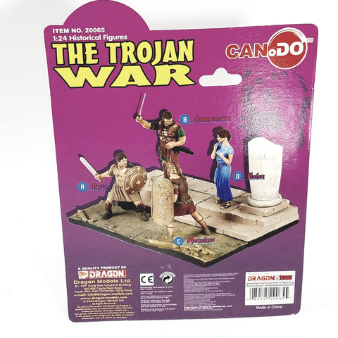 Can-Do/Dragon Trojan War AGAMEMNON 1/24 Scale Historical Figure