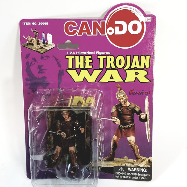 Can-Do/Dragon Trojan War MENELAUS 1/24 Scale Historical Figure