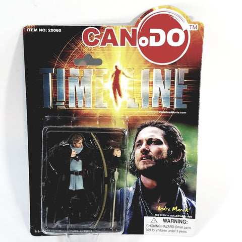 Can.Do Timeline Andre Marek(Gerard Butler) Dragon 20060B 1/24 Scale Blockbust...