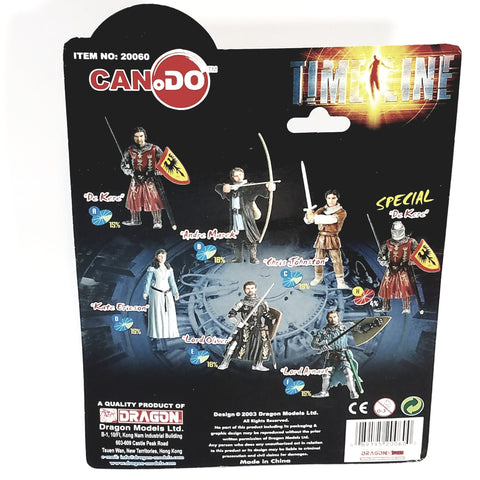Can.Do/dragon Timeline Kate Ericson (Francis O'Cconnor) Dragon 1/24 Scale Blo...