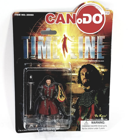 Can.Do/dragon Timeline William De Kere(Marton Csokas) Dragon 1/24 Scale Block...