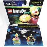 Lego Dimensions Krusty The Clown (The Simpsons) Fun Pack