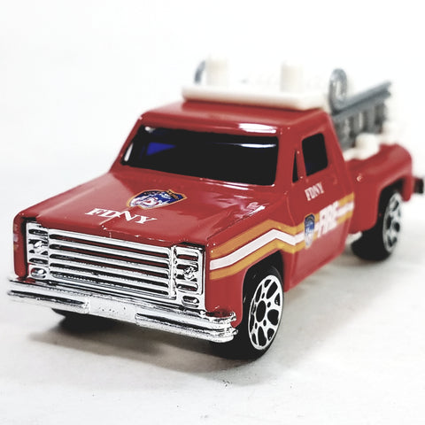 Daron FDNY Fire Dept Maintenance & Repair Vehicle 1/64 S Scale New York Cty ...