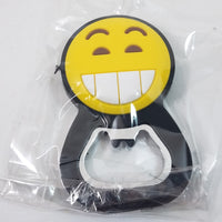 EMOJI Bottle Opener/Refridgerator Magnet Smiley Face