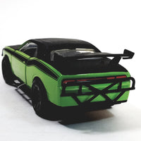 Jada Fast & The Furious Letty's Green Dodge Challenger SRT8 1/32 Scale Diecas...