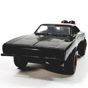 Jada Fast & The Furious Dom's Black Off Road Charger 1/32 Scale Diecast Car