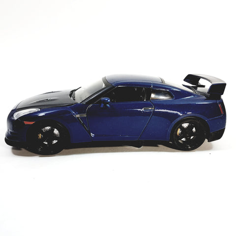 Jada Fast & The Furious Brian's Blue Nissan GT-R Hardtop 1/24 Scale Diecast Car