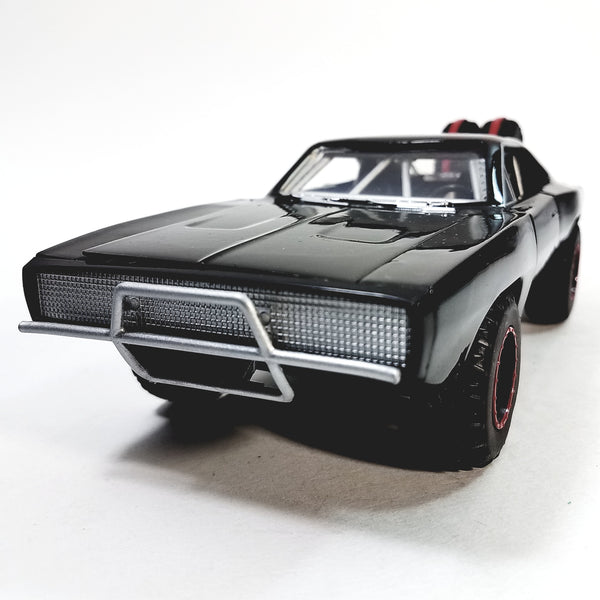 Jada Fast & The Furious Dom's 1970 Black Off Road Charger 1/24 Scal...