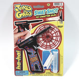 Gags & Jokes Swat Shot Fly Swatter Gun Working Fly Prank Novelty