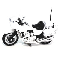 Daron NYPD Police DEPT Motorcycle New York City Diecast/Plastic 1/18 Scale Motorbike