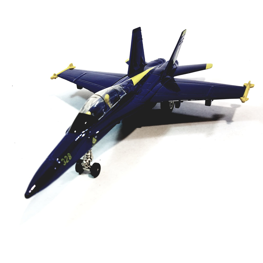 X-Force Commander Blue Angels US Navy Boeing F/A-18 Hornet Demo Squad Aircraft 9