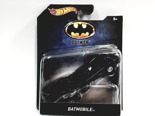 Hot Wheels Batman Premium Series Batman Forever Batmobile 1/50 Diecast Car