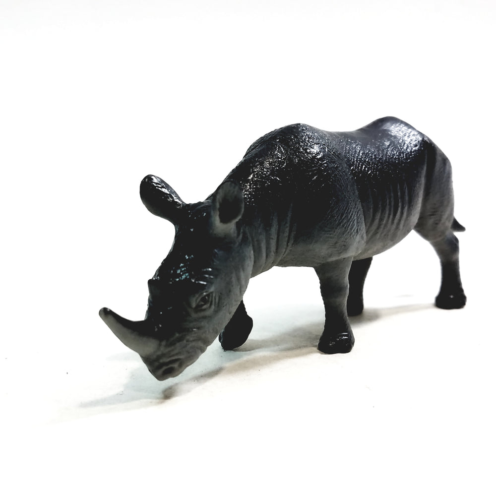 Cyberkidz Animal Earth Black Rhino 5