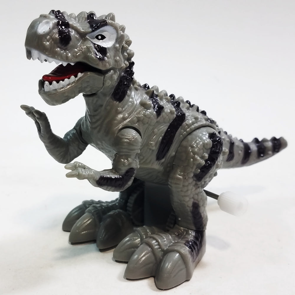 Dino World Dinosaurs Mini Grey Tyranosaurus Rex Moving 4