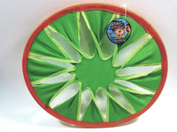 Air Extreme Green Max Flyer Park/Backyard  Frisbee Toy