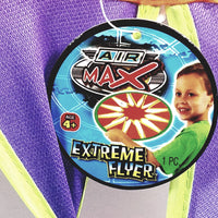 Air Extreme  Purple Max Flyer Park/Backyard Frisbee Toy