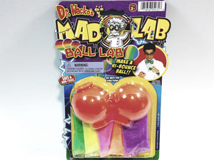Dr Wackos Mad Lab Orange Ball Lab Create Hi Bounce Balls 5 Different Colors