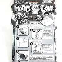Dr Wackos Mad Lab Purple Ball Lab Create Hi Bounce Balls 5 Different Colors