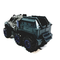 Matchbox Limited Jurrasic World Legacy Edition FMX06 Armored Action Truck 1/64 S Scale Diecast