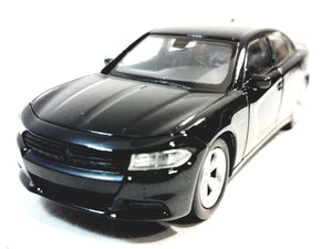 Welly Dodge Charger  R/T 2016 Black HardTop 1/38 O Scale Diecast Car