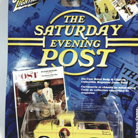 Johnny Lightning #6 Saturday Evening Post 1955 Chevy Cameo1/64 Scale Diecast Car