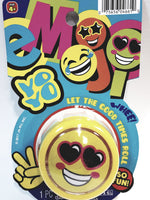 Emoji Yellow Smiley Face With Sunglasses Yo-Yo Retro Toy