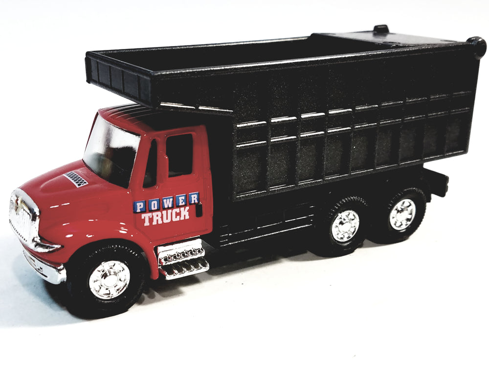 Showcasts International Large Red Dump Truck 5