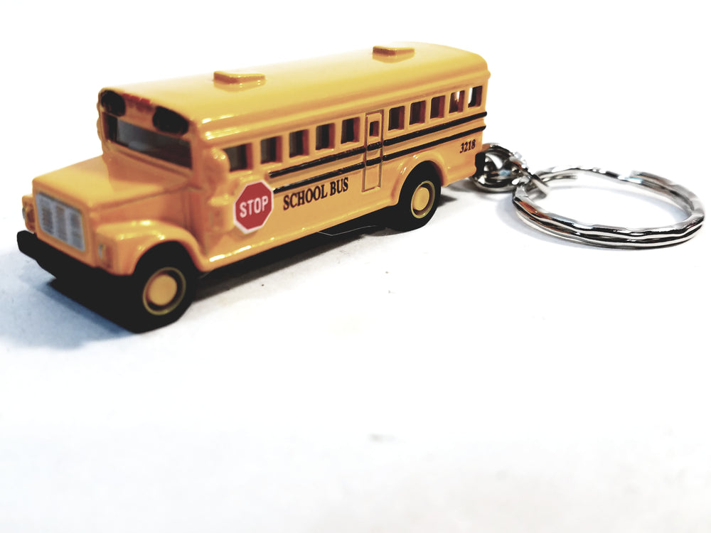 Kinsmart Yellow Public City School BUS 2.5