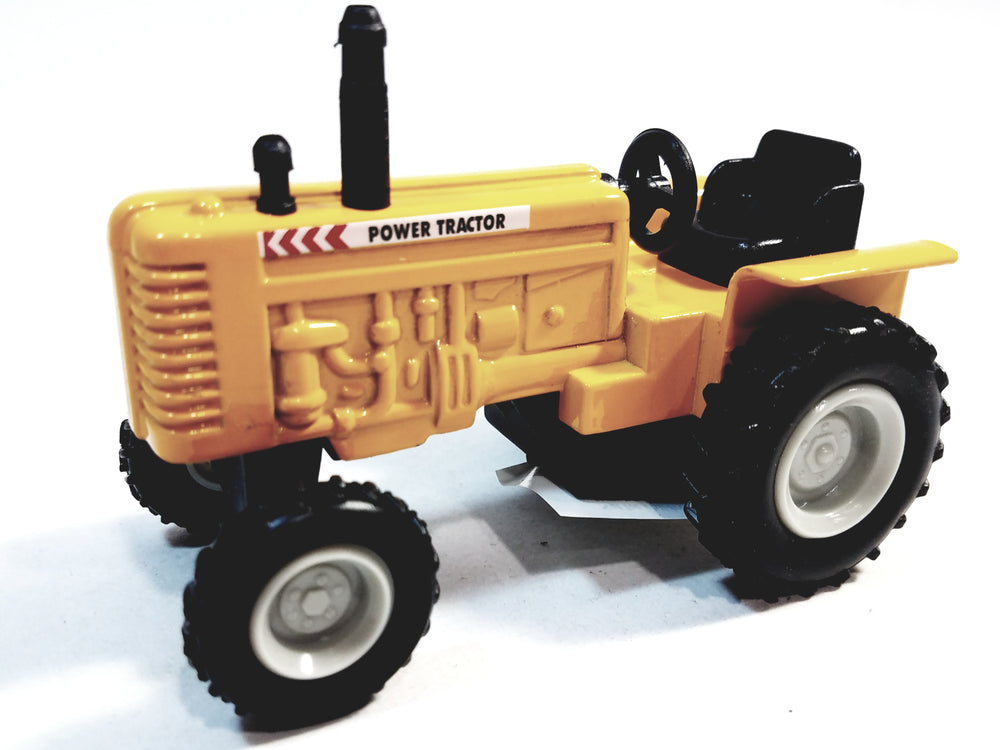 SF Toys Yellow Power Farmall Tractor 4