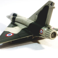 Showcasts Collectibles Dassault Mirage 2000 French Multirole Fighter Jet Aircraft 1/100 Scale Diecast Plane A