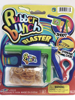Rubber Bunch Ruber Band Portable Blaster Key Chain