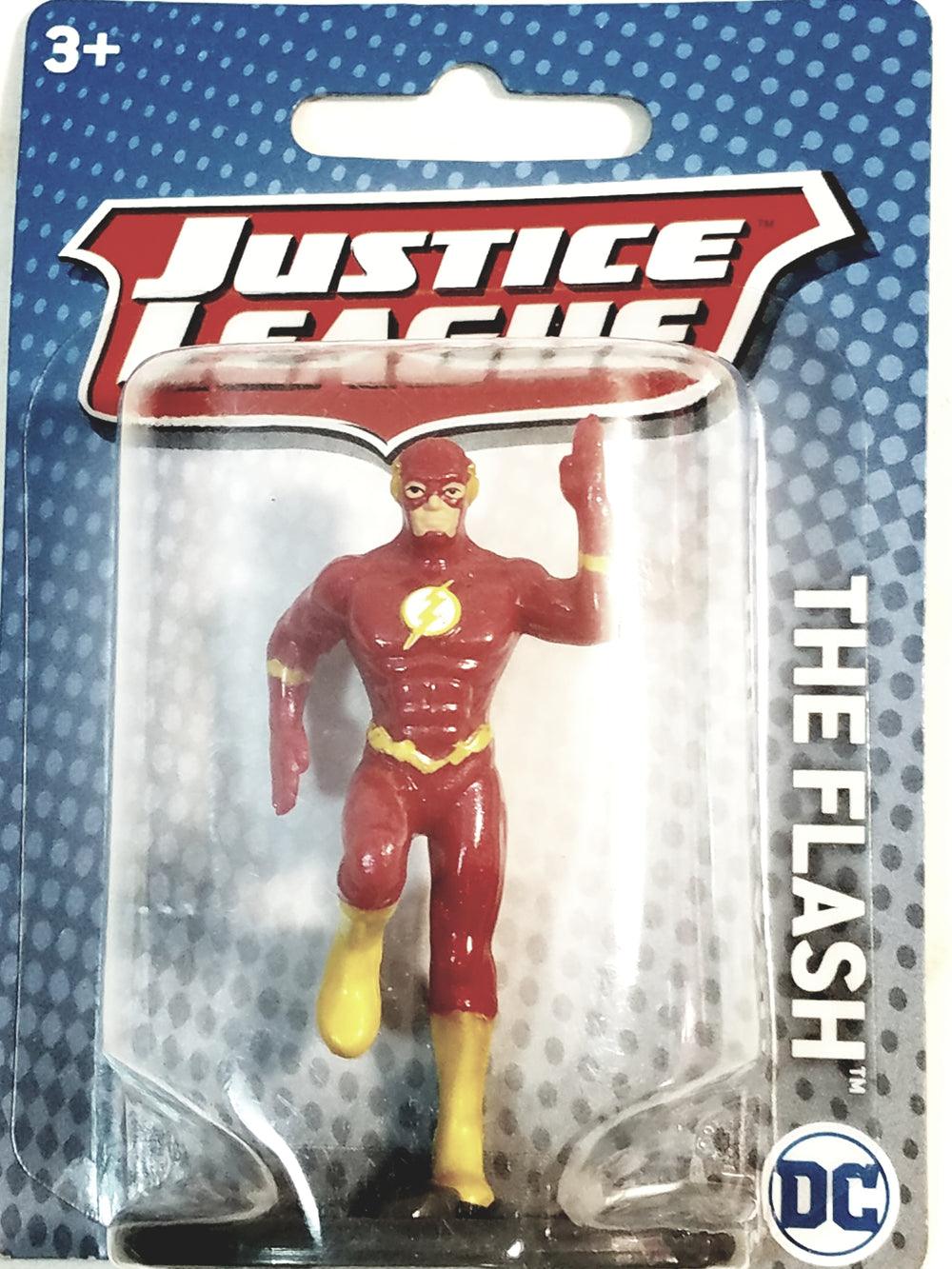 DC Comics Justice League The Flash 4.5