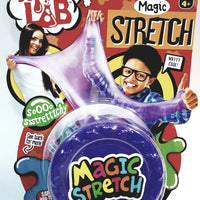 Mad Lab Dr Wacko Magic Stretch Plum Purple Putty 80g Large Plastic Container of Goop