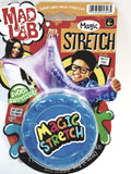 Mad Lab Dr Wacko Magic Stretch Cotton Candy Blue Putty 80g Large Plastic Container of Goop