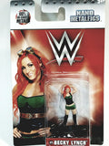 "Jadatoys WWE Nano Figures 1"" Wrestling Star Becky Lynch Action Figure"