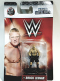 "Jadatoys WWE Nano Figures 1"" Wrestling Star Brock Lesnar Action Figure"