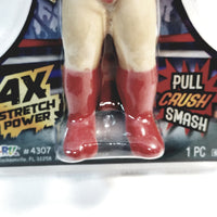 Stretchy Wrestler Ravishing Red Punisher Elastic Stretch Toy Figure