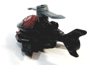 Matchbox Limited Batman 2011 Batcopter 1/64 S Scale Diecast Car