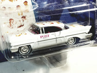 Johnny Lightning #12 Saturday Evening Post 1957 LINCOLN Premiere 1/64 Scale Diecast Car