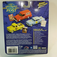 Johnny Lightning #9 Saturday Evening Post 1955 Ford Panel Delivery 1/64 Scale Diecast Car