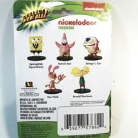 Nickelodeons Monogram Arnold Shortman 2.75 PVC Action Figure Collectors Toy