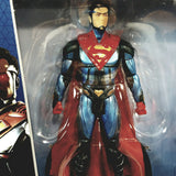"DC Multiverse Mattel Platinum Collection Superman Injustice 6.75"" Tall Diecast Metal Action Figure"