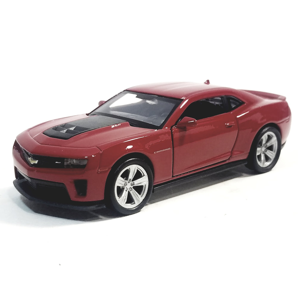 Welly Chevy Camaro ZL1 Candy Apple Red Hard Top 4.5