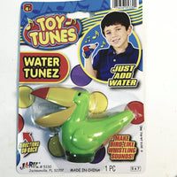 Toy Tunes Green Toucan Water Tunes Bird Instrument Toy for Kids