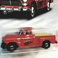 Matchbox Limited  Service 1957 Red GMC Pickup Truck 1/64 S Scale Car Diecast
