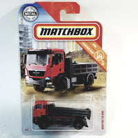Matchbox Limited Construction MAN THE 18.440 Truck 1/64 S Scale Diecast