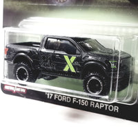 Hot Wheels Premium Forza Motorsports Black 2017 Raptor  1/64 Scale Diecast Car