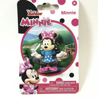 "Disney's Minnie Mouse  Polka Dot 2.75"" PVC Action Figure Cartoon Character"