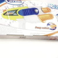 "Steady Stream White-Blue-Green Easy Pump Action 17""  MG171059 Water Combat Blaster"